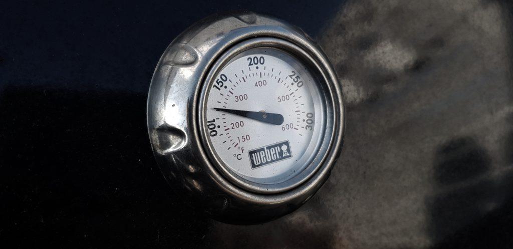 110 Grad lautet die optimale Grilltemperatur.