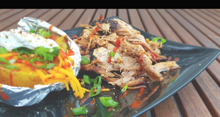 Pulled Pork Burger Gasgrill : Pulled pork beilagen und gerichte mit rezept pulled pork gasgrill