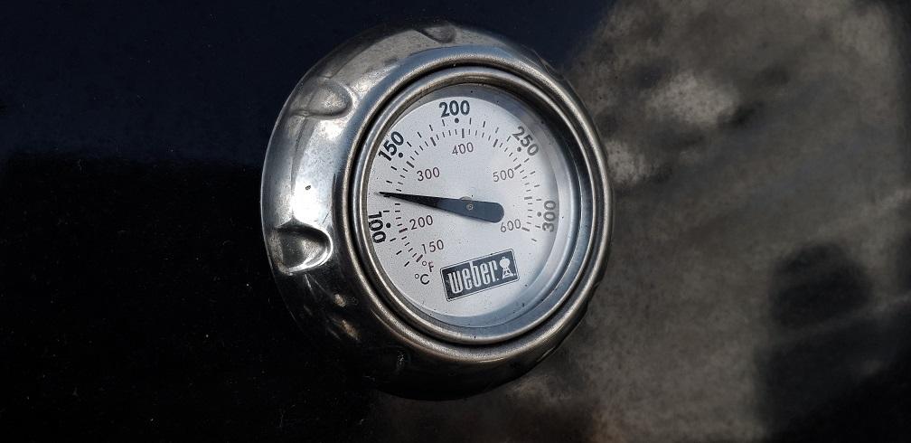 Pulled Pork Plateauphase und Kerntemperatur