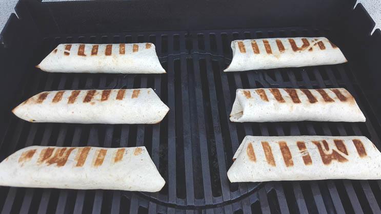 Zubereitung Pulled Pork Burrito